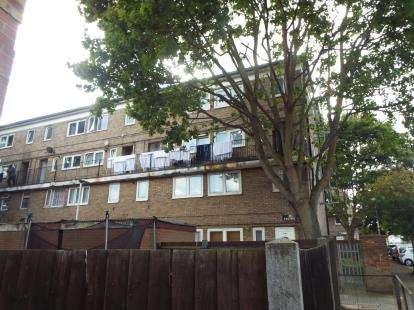 2 Bedrooms Maisonette Flat for sale in East Ham, London