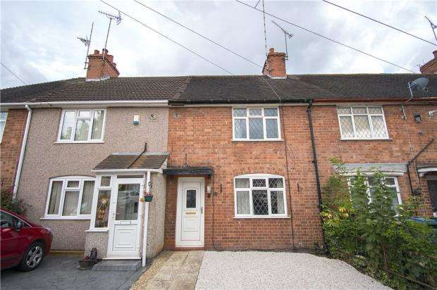 4 Bedrooms Terraced House for sale in Seagrave Road, Stoke, Coventry, West Midlands