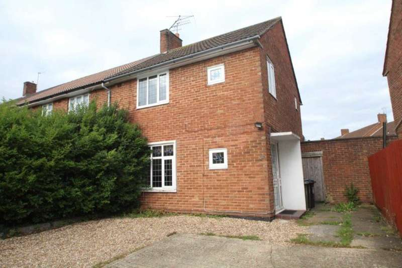 3 Bedrooms End Of Terrace House for sale in 3 Bed END TERRACE with FURTHER DEVELOPMENT POTENTIAL S.T.P.P.