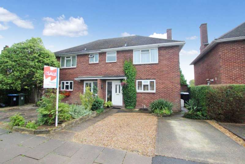 3 Bedrooms Semi Detached House for sale in Windmill Road, Hemel Hempstead