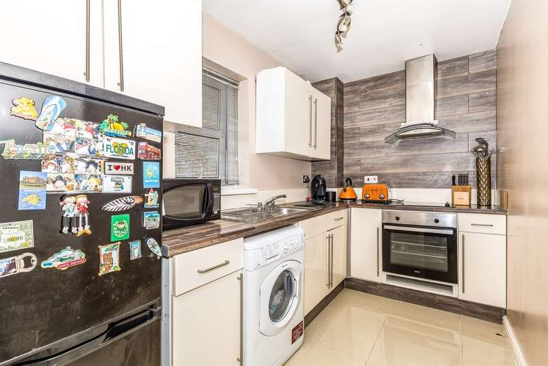 1 Bedroom House for sale in Hartley Place, CARDIFF