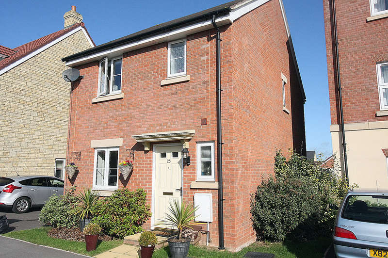3 Bedrooms Detached House for sale in Linnet Lane, Melksham