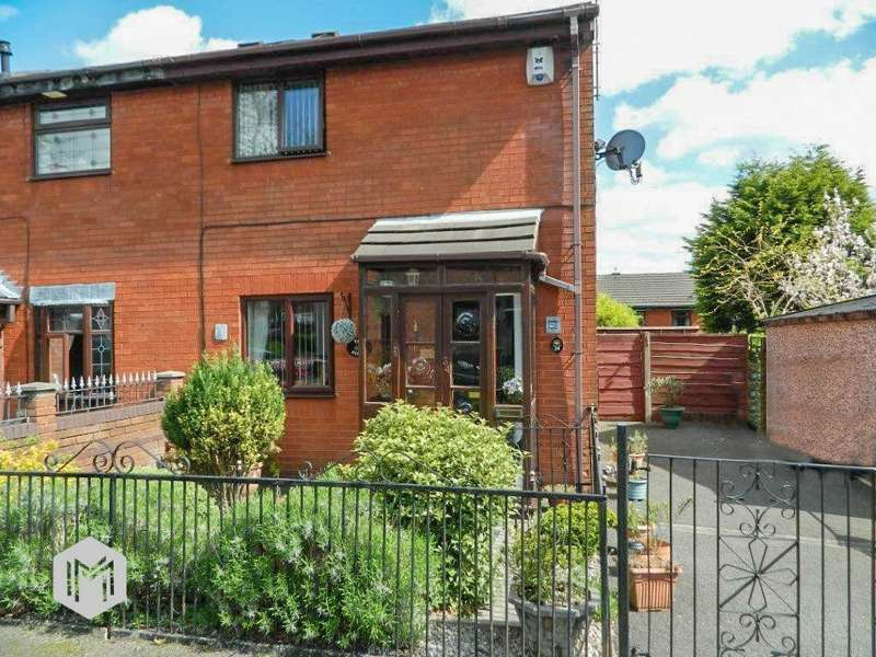 2 Bedrooms Semi Detached House for sale in Pine St South, Bury, Lancs, BL9