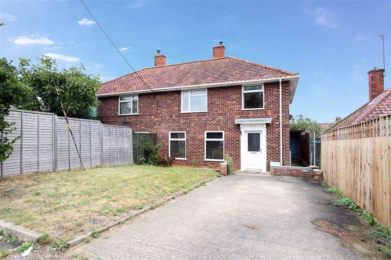 3 Bedrooms Semi Detached House for sale in Fairfield Road, ALDEBURGH