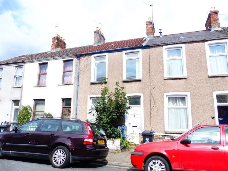 2 Bedrooms Terraced House for sale in Tyler Street, Cardiff