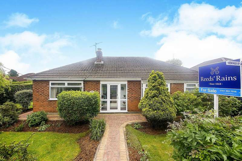 3 Bedrooms Detached Bungalow for sale in Dean Lane, Hazel Grove, Stockport, SK7