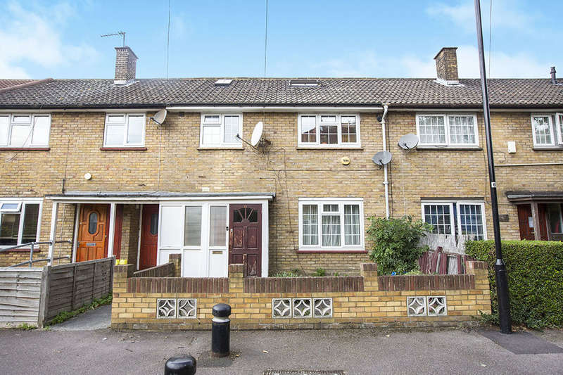 4 Bedrooms Property for sale in Kennedy Close, LONDON, E13