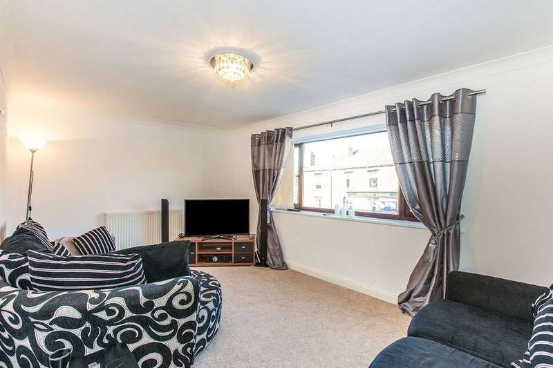 2 Bedrooms Flat for sale in Ormskirk Road, Wigan, WN5