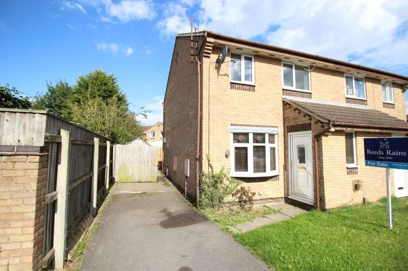 3 Bedrooms Semi Detached House for sale in Orion Way, Grimsby, DN34