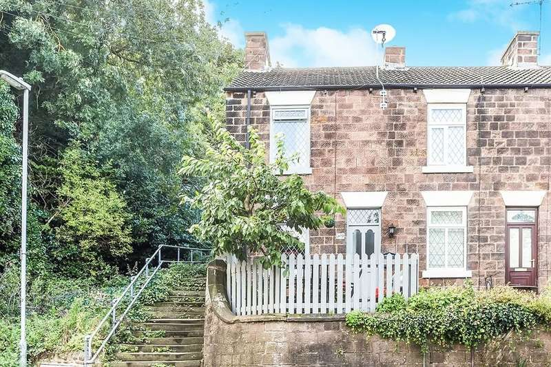 2 Bedrooms Terraced House for sale in Well Lane, Whiston, Rotherham, S60