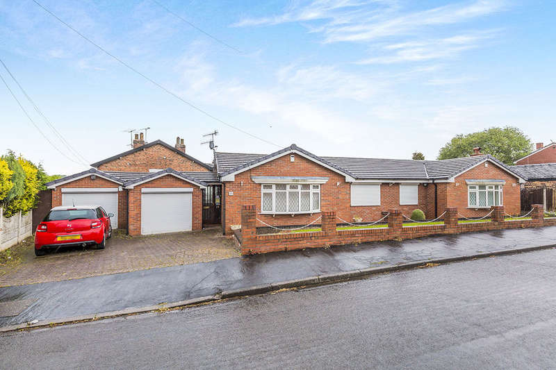 5 Bedrooms Detached Bungalow for sale in Cobden Street, Stoke-On-Trent, ST3