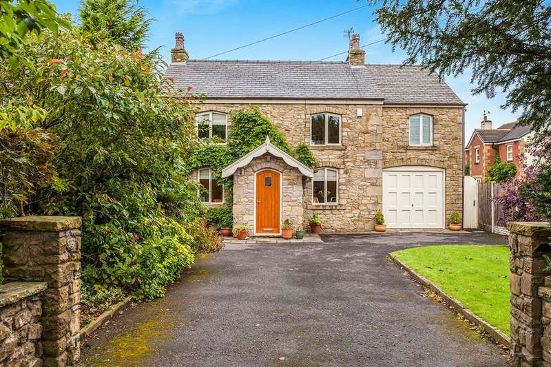 4 Bedrooms Detached House for sale in Whittingham Lane, Goosnargh, Preston, PR3