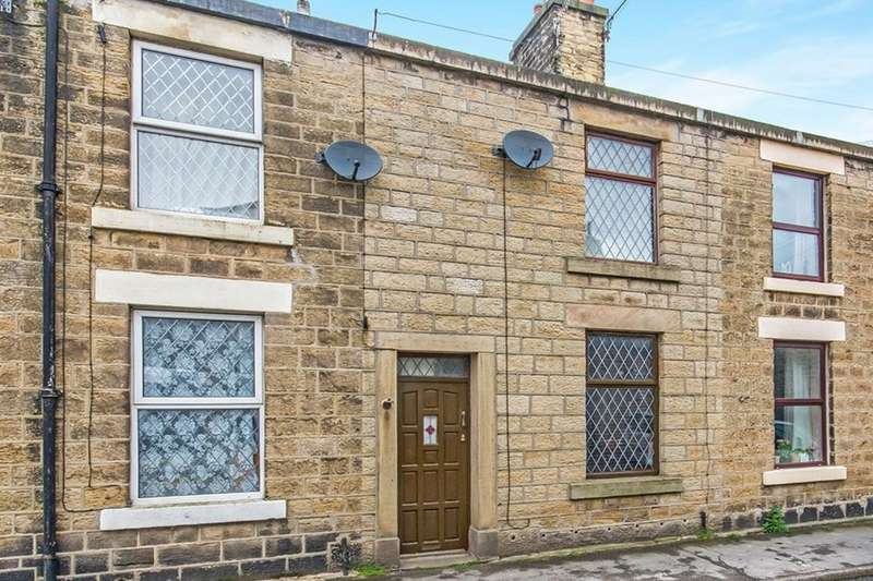 2 Bedrooms Terraced House for sale in Jones Street, Hadfield, Glossop, SK13
