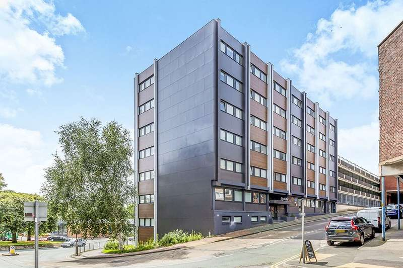 Flat for sale in Keele House The Midway, Newcastle, ST5