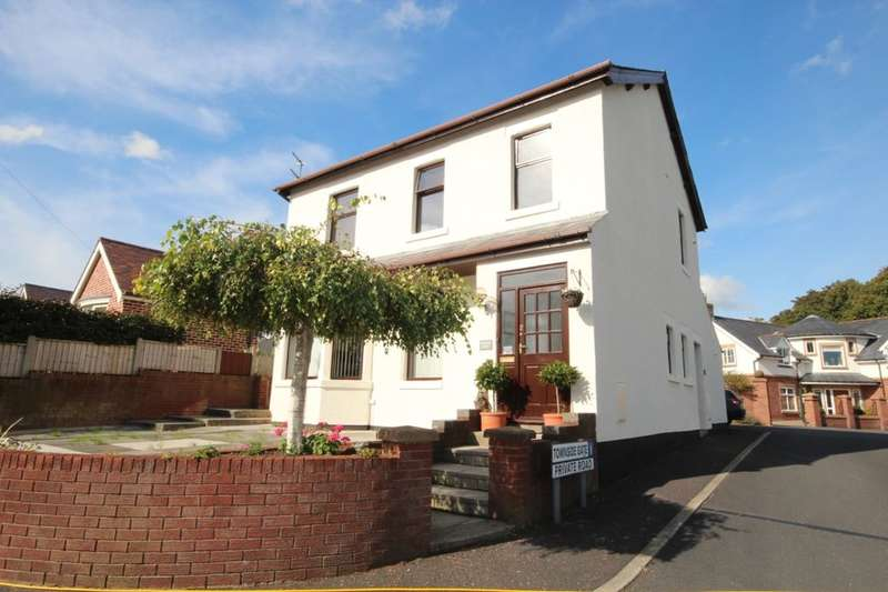 2 Bedrooms Flat for sale in Townside House Raikes Road, Great Eccleston, Preston, PR3
