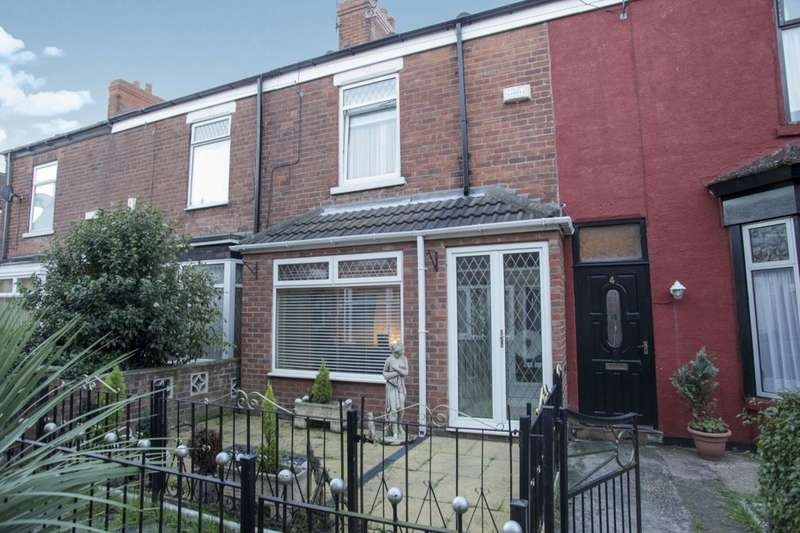 2 Bedrooms Terraced House for sale in Argyle Avenue, Middleburg Street, Hull, HU9