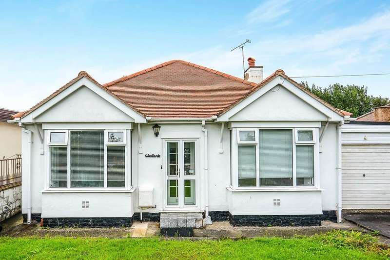 3 Bedrooms Detached Bungalow for sale in Shore Road, Gronant, Prestatyn, LL19