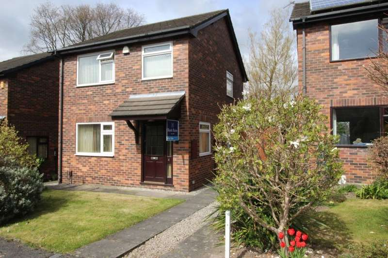 3 Bedrooms Detached House for sale in Coombes Avenue, Marple, Stockport, SK6