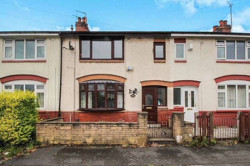 3 Bedrooms Terraced House for sale in Douglas Street, Ashton-On-Ribble, Preston, PR2