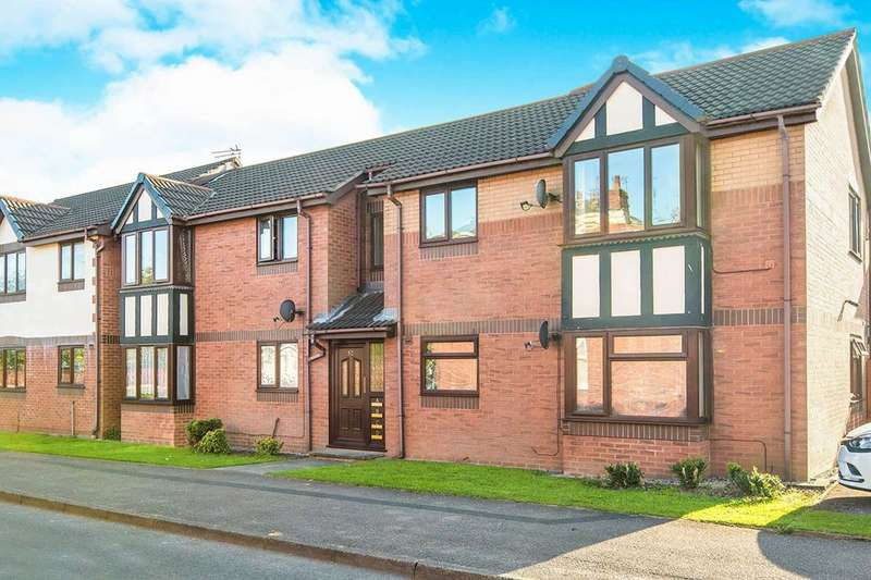 1 Bedroom Flat for sale in D Greenbank Street, Preston, PR1