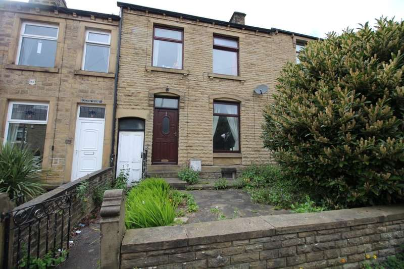 3 Bedrooms Terraced House for sale in Eldon Road, Marsh, Huddersfield, HD1