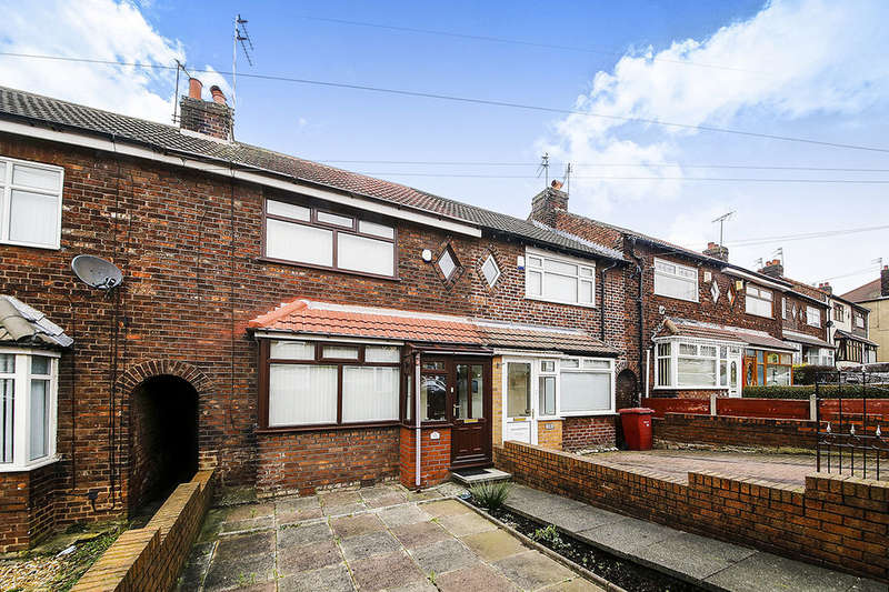 3 Bedrooms Terraced House for sale in St. Nicholas Road, Whiston, Prescot, L35
