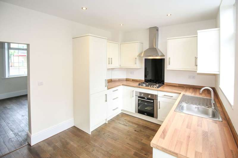 2 Bedrooms Terraced House for sale in Leyland Road, Penwortham, Preston, PR1