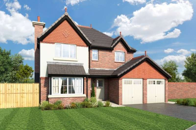 4 Bedrooms Detached House for sale in Liverpool Road, Hutton, Preston, PR4