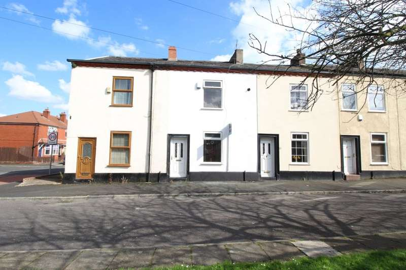2 Bedrooms Terraced House for sale in Lumn Road, Hyde, SK14