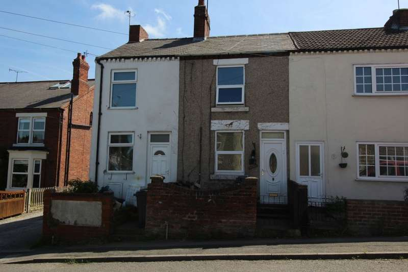 2 Bedrooms Terraced House for sale in Alfreton Road, Codnor, Ripley, DE5
