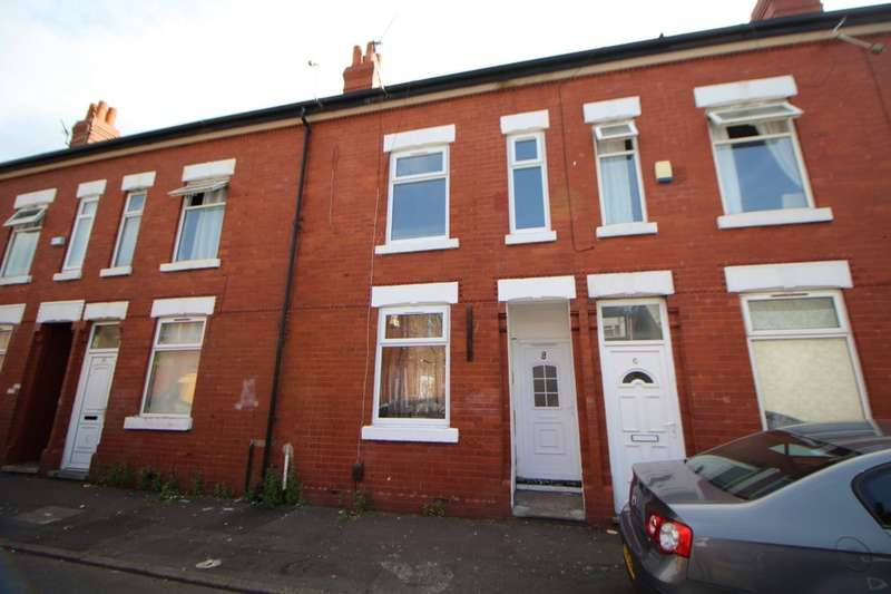 5 Bedrooms Terraced House for sale in Agnew Road, Manchester, M18