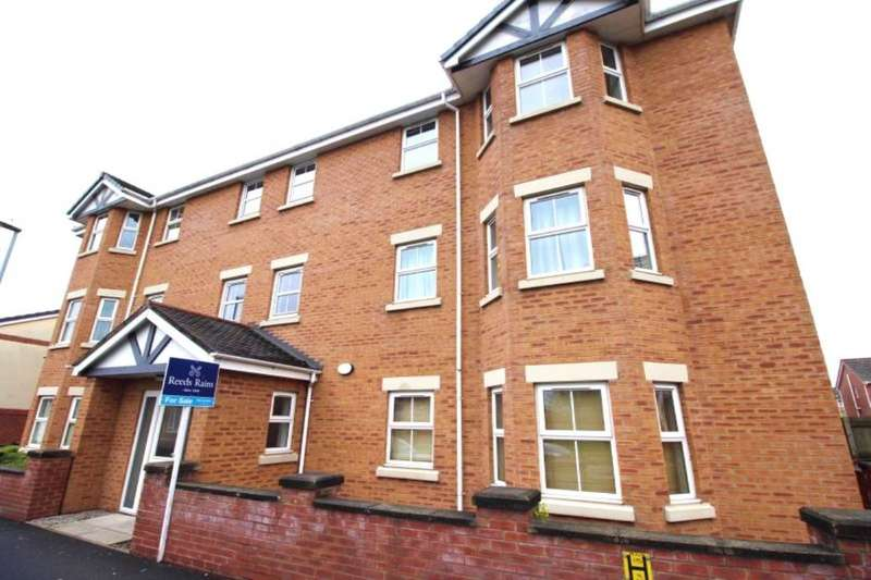 1 Bedroom Flat for sale in Manor Road, Levenshulme, Manchester, M19