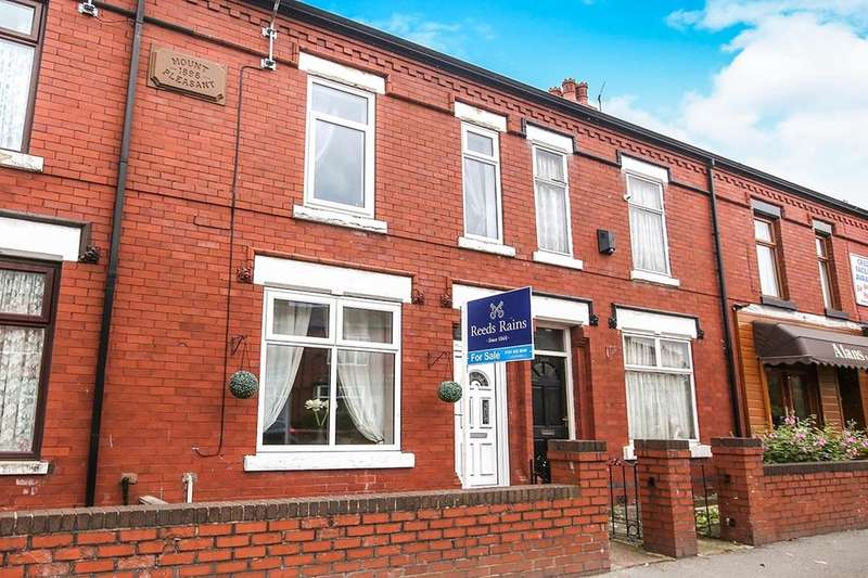 2 Bedrooms Terraced House for sale in Gorton Road, Stockport, SK5