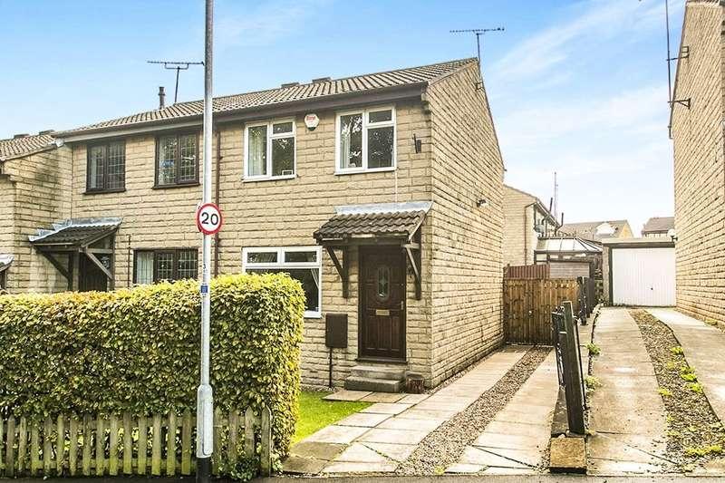 2 Bedrooms Terraced House for sale in Sarah Street, East Ardsley, Wakefield, WF3