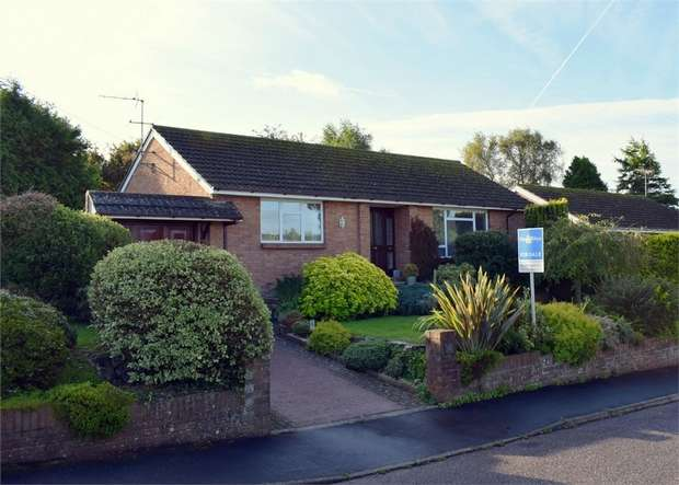 2 Bedrooms Detached Bungalow for sale in East Budleigh, Budleigh Salterton, Devon