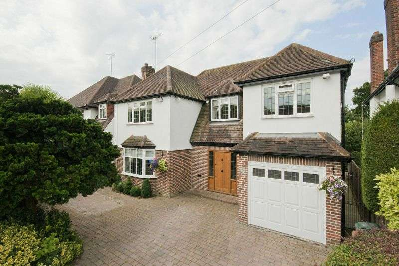 4 Bedrooms Detached House for sale in Eastbury Road, Northwood