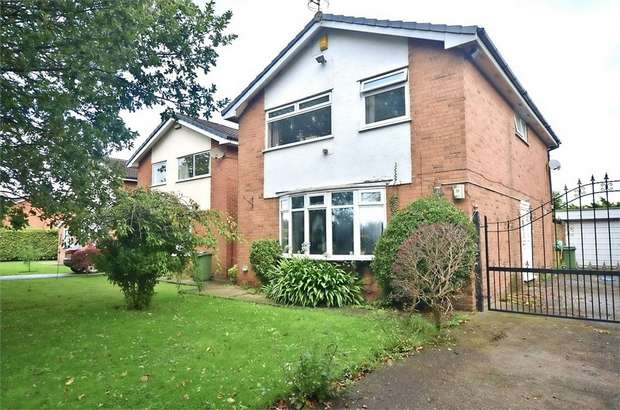 4 Bedrooms Detached House for sale in Linnards Lane, Wincham, Northwich, Cheshire
