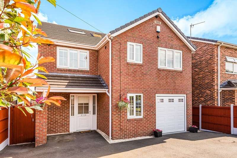 6 Bedrooms Detached House for sale in Lingwell Gate Lane, Outwood, Wakefield, WF1
