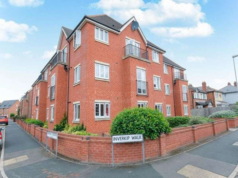2 Bedrooms Flat for sale in Inverkip Walk, Wolverhampton, WV4