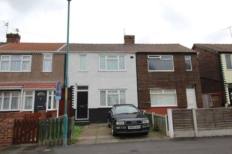 2 Bedrooms Terraced House for sale in Oxford Street, Widnes, WA8