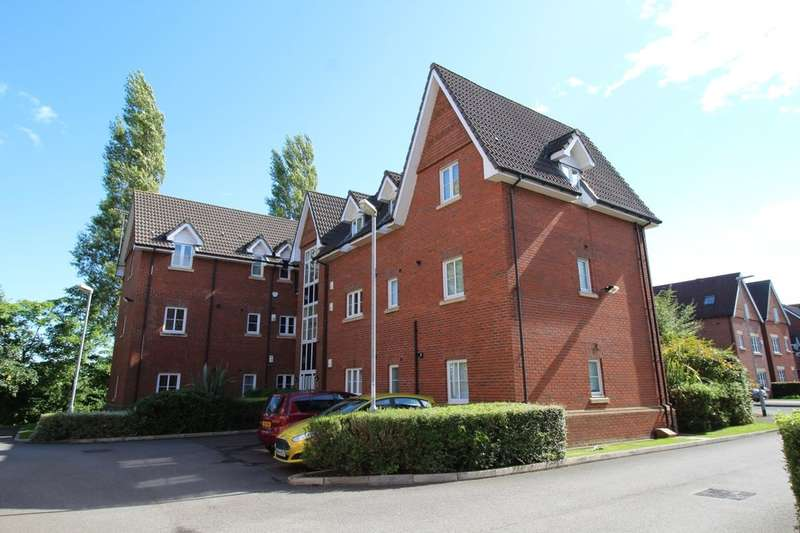 2 Bedrooms Flat for sale in Lindisfarne Court, Widnes, WA8