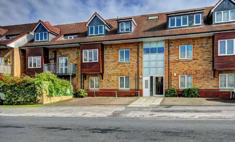 2 Bedrooms Apartment Flat for sale in Chairborough Road, High Wycombe