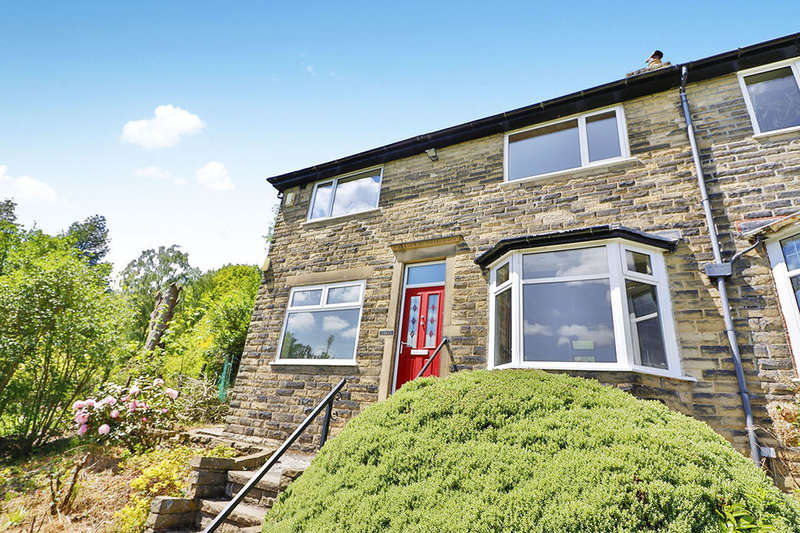 3 Bedrooms Semi Detached House for sale in Sunnyside, Todmorden, OL14