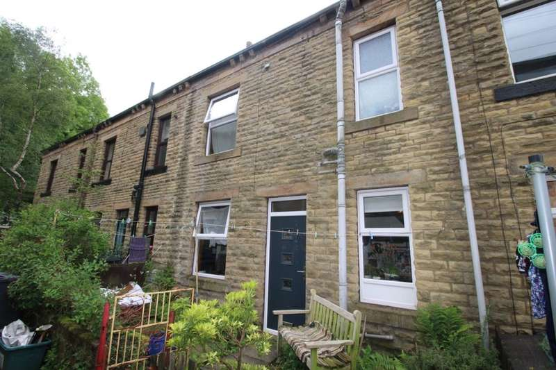 1 Bedroom Terraced House for sale in Meadow Street, Todmorden, OL14