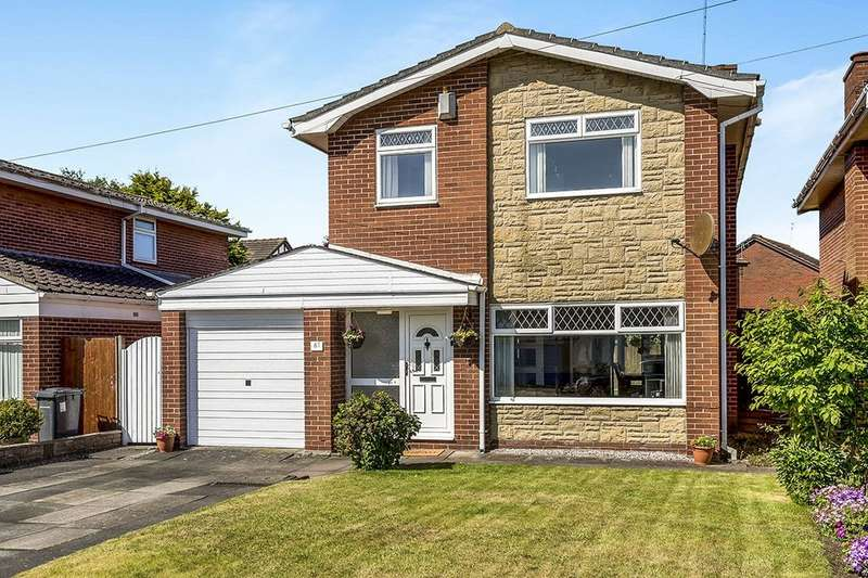 4 Bedrooms Detached House for sale in Elvington Road, Hightown, Liverpool, L38