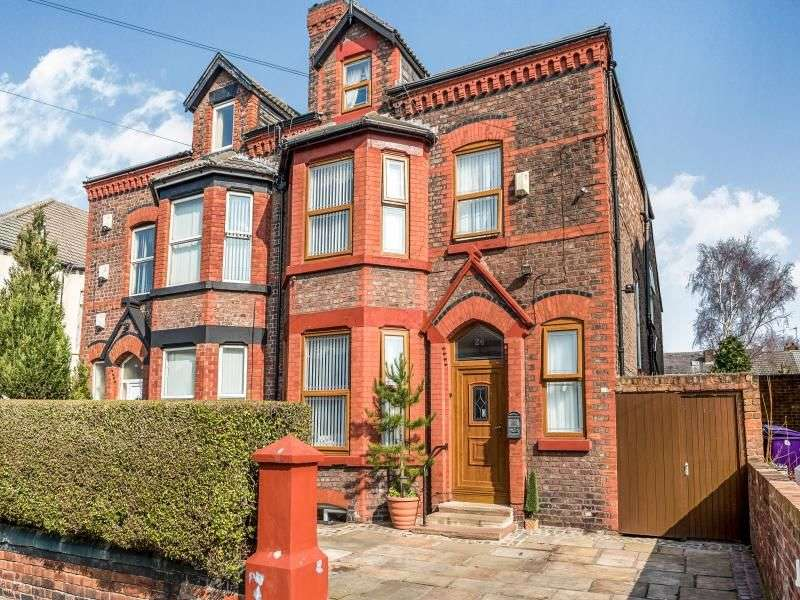 6 Bedrooms Semi Detached House for sale in Marlborough Road, Tuebrook, Liverpool, L13