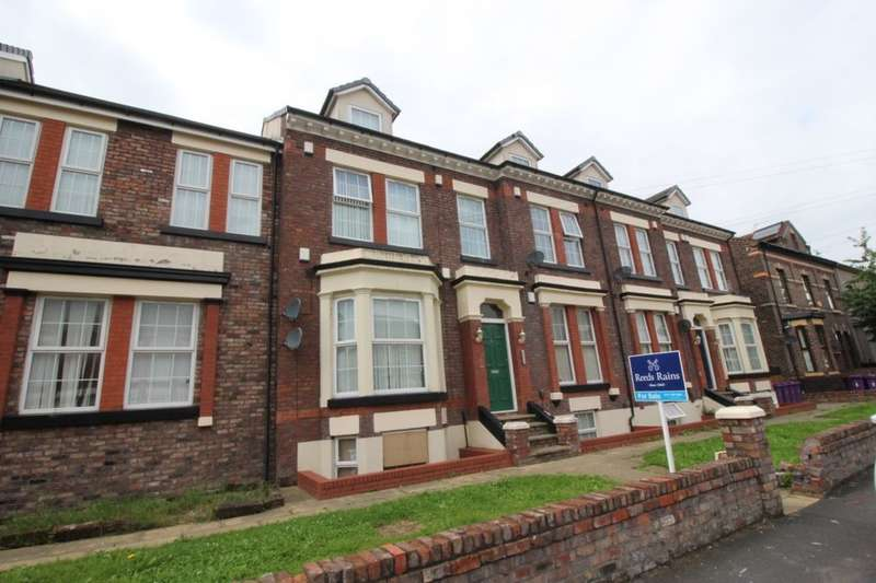 2 Bedrooms Flat for sale in Buckingham Road, Tuebrook, Liverpool, L13