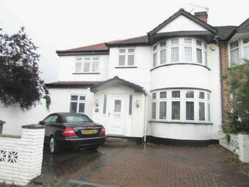 4 Bedrooms Semi Detached House for rent in Harrow