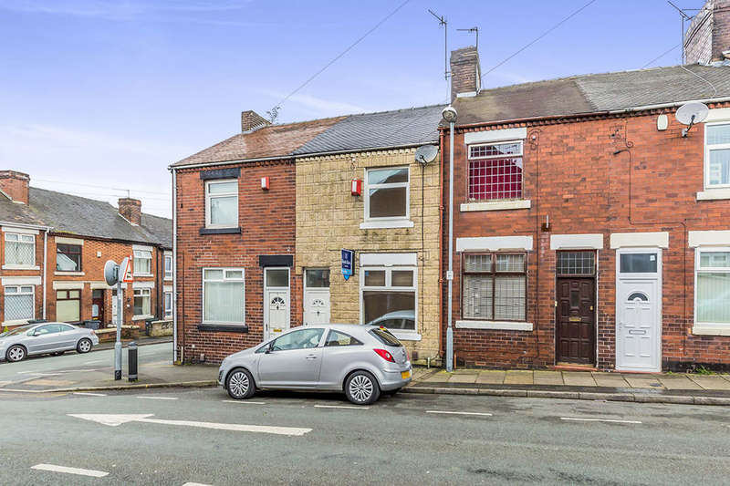 2 Bedrooms Terraced House for sale in Kelsall Street, Burslem, Stoke-On-Trent, ST6