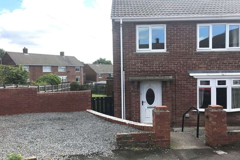3 Bedrooms Semi Detached House for sale in Barkwood Road, Rowlands Gill, NE39